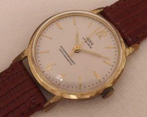 腕時計 ウォッチ アラームヴィンテージnuevo anunciointex reloj hombre reloj de pulsera vintage 60 aos l