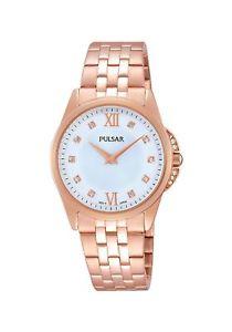 【送料無料】腕時計 ウォッチ ピンクゴールドメッキアラーム×pulsar seoras chapado en oro rosa reloj pm2180x1pnp