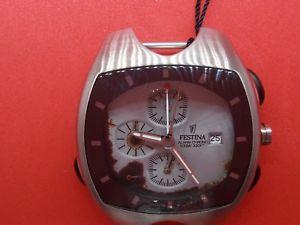 【送料無料】腕時計 ウォッチ ライムウォッチクォーツクォーツクロノアラームfestina cal 0s20 43 mm watch quartz cuarzo chrono alarm no funciona mag2