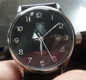 【送料無料】腕時計 ウォッチ レトロコレクションdavis automatic reloj pulsera retro collection 0041 como nuevo 44mm