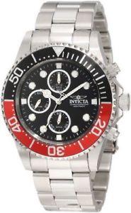 【送料無料】腕時計 ウォッチ プロダイバークロノグラフ1770 invicta 38mm hombres pro diver crongrafo color plata reloj acero