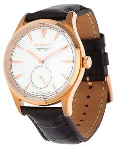 【送料無料】腕時計 ウォッチ ハンティントンダークブラウンgant seores reloj pulsera huntington marrn oscuro w71003