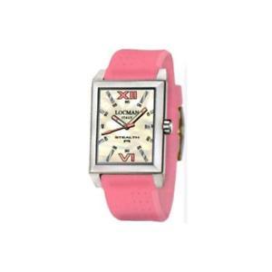 【送料無料】腕時計 ウォッチ ドナステルスピンクパールシリコンビアンコorologio donna locman stealth 024100mwnpk0sip silicone rosa madreperla bianco
