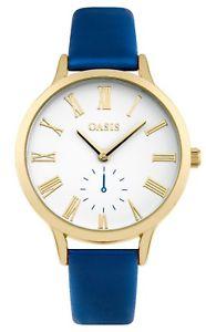 【送料無料】腕時計 ウォッチ クォーツオアシスoasis mujer cuarzo reloj con esfera blanca b1557