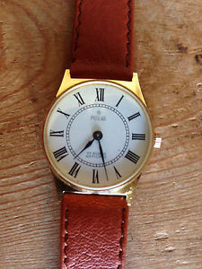 【送料無料】腕時計 ウォッチ ビンテージアラーム vintage watch montre reloj potens manual winding cuerda manual nuevo