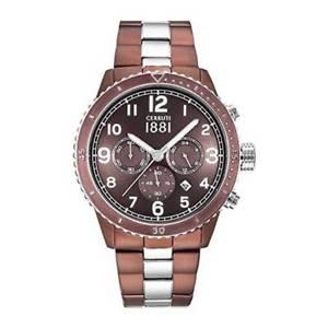 【送料無料】腕時計 ウォッチ セルッティクォーツcerruti 1881 cra104sbr12mbrt reloj cuarzo para hombre