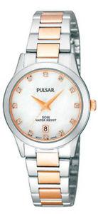 【送料無料】腕時計 ウォッチ レディーストーンアラームフェーズ××pulsar seoras dos tonos reloj ph7313x1xpnp