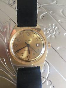 【送料無料】腕時計 ウォッチ アラームドイツnico reloj antimagnticomecanichal ruhla hecho alemania