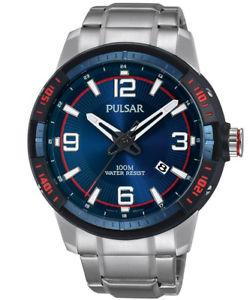 【送料無料】腕時計 ウォッチ pulsar reloj pulsera hombre ps9477x1