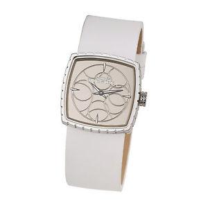 【送料無料】腕時計 ウォッチ ステンレススチールブレスレット×ernstes design mujerreloj de pulsera acero inox cuero u002wh aprox 32 x