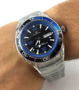 【送料無料】腕時計 ウォッチ クラウンウォッチorologio lorenz automatico 10100bb meccanico 21 jewels miyota corona vite watch
