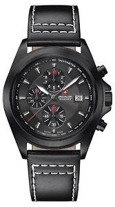 【送料無料】腕時計 ウォッチ スイス¥ウォッチswiss military reloj para hombres con esfera negra sm33786aeuh03txs pvp 425