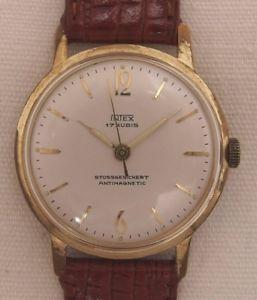 【送料無料】腕時計 ウォッチ ヴィンテージnuevo anunciointex reloj de hombre reloj pulsera vintage 60 aos