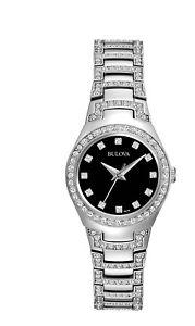 【送料無料】腕時計 ウォッチ アラームpara mujer reloj 96l170 bulova anlogo