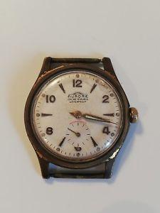 【送料無料】腕時計 ウォッチ ビンテージmontre vintage suisse aurore