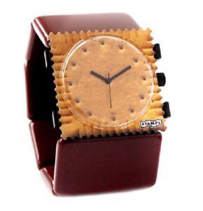【送料無料】腕時計 ウォッチ モンパルナスクラシックブラウンブレスレットstamps pulsera belta classic brown sin reloj