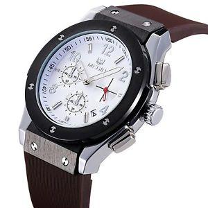 【送料無料】腕時計 ウォッチ シリコンmegir 3002 quartz watch orologio horloge reloj uhr brsvwh silicone