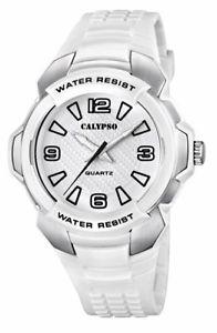 【送料無料】腕時計 ウォッチ カリプソアラームマニュアルアナログcalypso by festina reloj pulsera reloj hombre reloj analgico manecillas 10 atm k5635