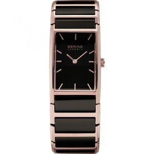 【送料無料】腕時計 ウォッチ ベーリングレディアラームセラミックスステンレススチールbering seora reloj cermica 30121746 safirglas acero inoxidable