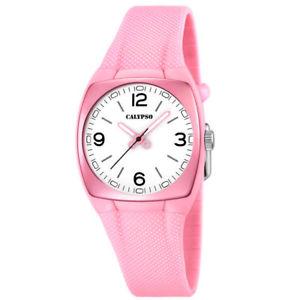【送料無料】腕時計 ウォッチ カリプソアラームローザcalypso reloj mujer slo el tiempo rosa k52362