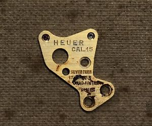 【保障できる】 【送料無料】腕時計 ウォッチ ホイヤーブリッジpuente heuer 15 movimientos, ナカシベツチョウ 21033e5b