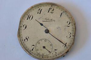 【送料無料】腕時計 ウォッチ アンティークナポレオンフランスムーブメント