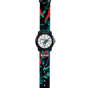 【送料無料】腕時計 ウォッチ クロックnuevo anuncioscout nios reloj lernuhr crystaldino jungenuhr 280305026