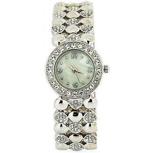 【送料無料】腕時計 ウォッチ ハリウッドモンローブレスレットファッションクリスタルクロックhollywood legends marylin monroe cristal pulsera reloj de moda w2725m