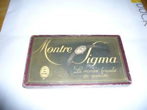 腕時計 ウォッチ シグマブレスレットブレスレットビンテージpulseras de montre sigma caja vintage  pulseras