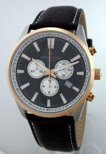 腕時計 ウォッチ スイスクロノグラフコンチネンタルバーユーロクリスタルサファイアcontinental swiss made chronograph  10 bar wrpvp 318,00 eur cristal zafiro