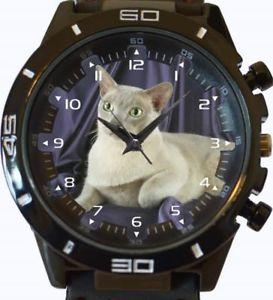 【送料無料】腕時計 ウォッチ ビルマスポーツシリーズreloj pulsera gato birmano nuevo deportivo gt series