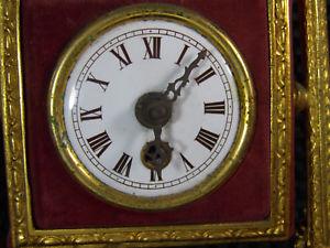 【送料無料】腕時計 ウォッチ テーブルゴールドブロンズバッチantiguo reloj de sobre mesa aos 40 sin uso bronce y oro restaurar lote watches
