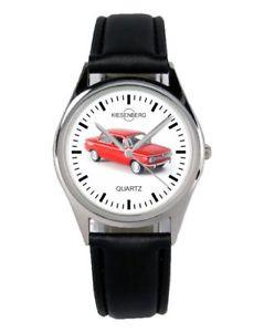 腕時計 ウォッチ レッドファンアクセサリーマーケティングアラームnsu tt rojo oldtimer regalo fan artculo accesorios mercadotecnia reloj b1881