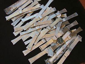 【送料無料】腕時計 ウォッチ ロットフィエーラlotto bracciali orologio in acciaio e placcato oro 25 pezzi