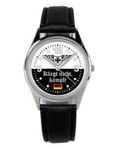 【送料無料】腕時計 ウォッチ ファンアクセサリマーケティングアラームse queja no luchen regalo fan artculo accesorios mercadotecnia reloj b2504
