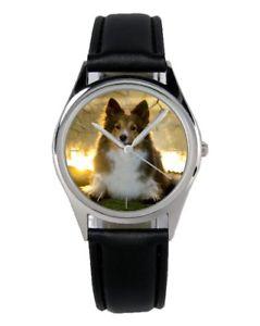 【送料無料】腕時計 ウォッチ ファンマーケティングアクセサリアラームsheltie shetland sheepdog regalo fan artculo accesorios mercadotecnia reloj 20023b