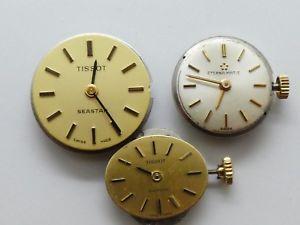 【送料無料】腕時計 ウォッチ ティソeterna tissot lady funcin movement w637