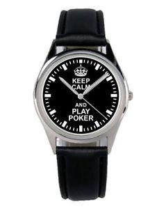 【送料無料】腕時計 ウォッチ ポーカーファンアクセサリマーケティングアラームpoker regalo fan artculo accesorios mercadotecnia reloj b1843