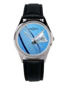【送料無料】腕時計 ウォッチ バドミントンファンアクセサリマーケティングアラームbadminton regalo fan artculo accesorios mercadotecnia reloj b2001