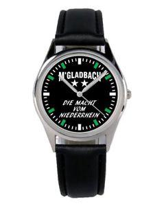 【送料無料】腕時計 ウォッチ ファンアクセサリマーケティングアラームgladbach regalo fan artculo accesorios mercadotecnia reloj b6035