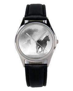 【送料無料】腕時計 ウォッチ ファンアクセサリマーケティングアラームcaballos regalo fan artculo accesorios mercadotecnia reloj b2846