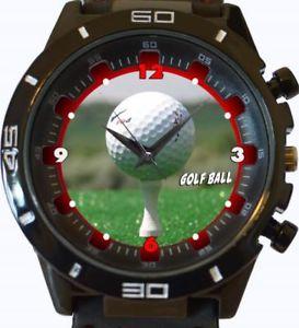 【送料無料】腕時計 ウォッチ ゴルフボールスポーツシリーズreloj pulsera pelota de golf nuevo deportivo gt series