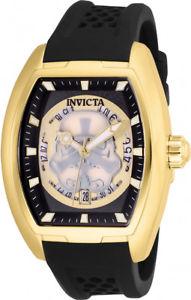 【送料無料】腕時計 ウォッチ スターウォーズステンレススチールシリコンinvicta hombres star wars automtico 100m acero inoxidable reloj de silicona