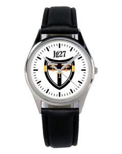 【送料無料】腕時計 ウォッチ ファンエンブレムマーケティングアクセサリアラームjg27 emblema soldado regalo fan artculo accesorios mercadotecnia reloj b1183