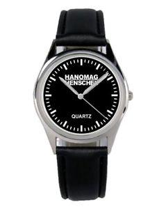 【送料無料】腕時計 ウォッチ ファンアクセサリマーケティングアラームhanomag henschel regalo fan artculo accesorios mercadotecnia reloj b1229