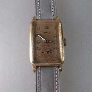 【送料無料】腕時計 ウォッチ ナイツアンカーcaballeros rectangular reloj de pulsera anclaje wela funcionan a partir de 1940 50263