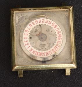 【送料無料】腕時計 ウォッチ montre mcanique ancienne carre, cal fhf632   f4020