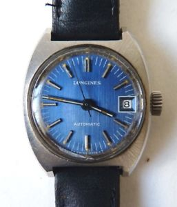 【送料無料】腕時計 ウォッチ スイスmontre mcanique longines automatic swiss made suisse vers 1970