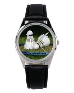 【送料無料】腕時計 ウォッチ バドミントンファンアクセサリマーケティングアラームbadminton regalo fan artculo accesorios mercadotecnia reloj b2826
