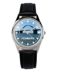 【送料無料】腕時計 ウォッチ フェーマルンファンマーケティングアクセサリアラームfehmarn souvenir regalo fan artculo accesorios mercadotecnia reloj b2184
